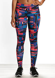 be inspired Performance Quick Dry Printed Legging