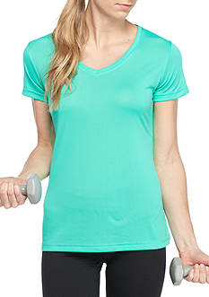 be inspired V Neck Active Tee