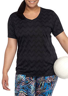 be inspired Plus Size Short Sleeve Tee