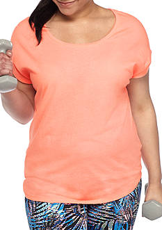 be inspired Plus Size Short Sleeve Comfortable Tee Shirt