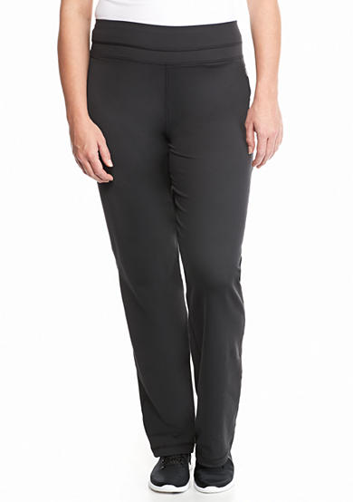 be inspired® Plus Size Fit Performance Pants