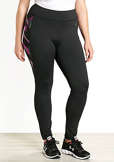 be inspired Be Inspired Plus Size Printed Side Legging