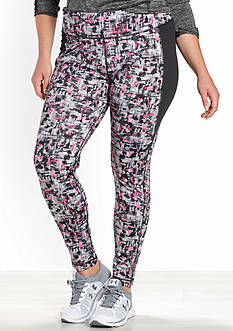 be inspired Plus Printed Legging