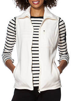 Chaps Fleece Vest