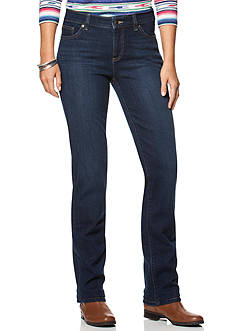 Chaps Bedford Wash Stretch Straight Jean