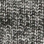Women: Leo & Nicole Sweaters: Gray Leo & Nicole Long Sleeve Spacedye Open Cardigan