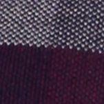 Plus Size Cardigans: Purple Leo & Nicole Long Sleeve Open Cardigan Sweater
