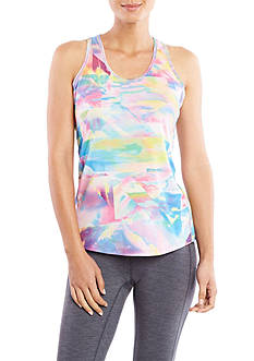 lucy Workout Racerback Tank