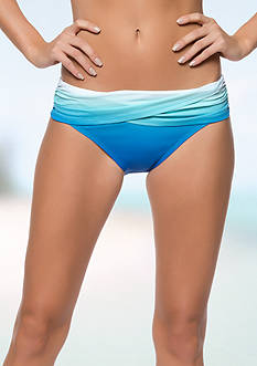 Bleu Rod Beattie Fun In The Sun Sarong Hipster Swim Bottom