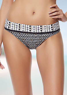 Bleu Rod Beattie All In The Mix Hipster Swim Bottom