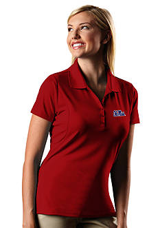 Antigua® Ole Miss Rebels Pique Xtra Lite Polo