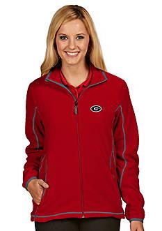 Antigua® Georgia Bulldogs Women's Ice Jacket