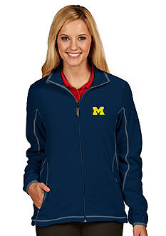 Antigua® Michigan Wolverines Women's Ice Jacket