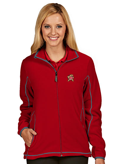 Antigua® Maryland Terrapins Women's Ice Jacket