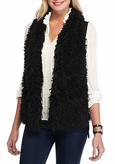 Melissa Paige Shaggy Vest