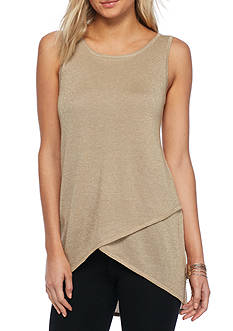 Melissa Paige Sleeveless Layer Top