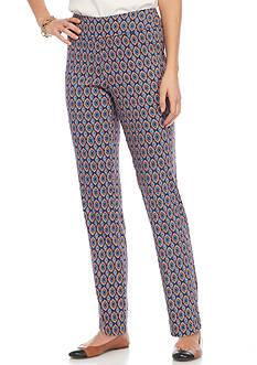 Melissa Paige Foulard Printed Pants