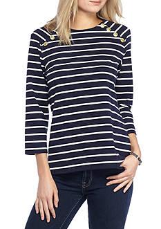 Melissa Paige Sailor Stripe Top