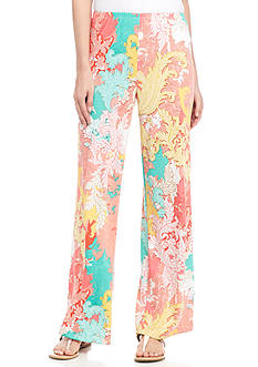 Melissa Paige Printed Soft Pants
