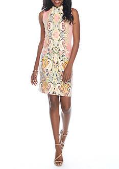 Melissa Paige Primo Paisley Dress
