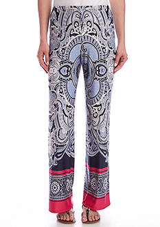 Melissa Paige Majestic Border Soft Pants