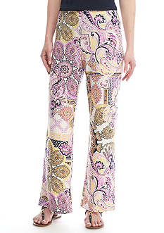 Melissa Paige Medallion Music Soft Pants