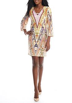 Melissa Paige Keyhole Dress