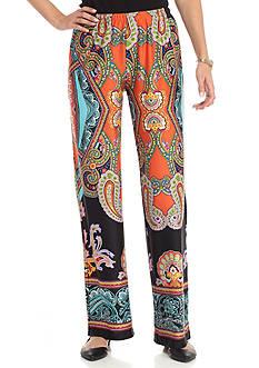 Melissa Paige Grand Paisley Soft Pant