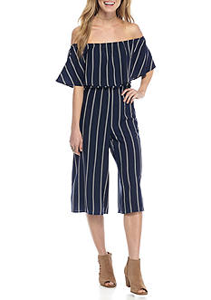 Everly Off The Shoulder Jumpsuit