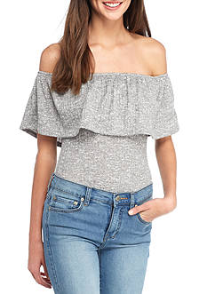 Everly Off The Shoulder Bodysuit