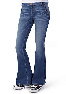 See Thru Soul® True Flare Jeans