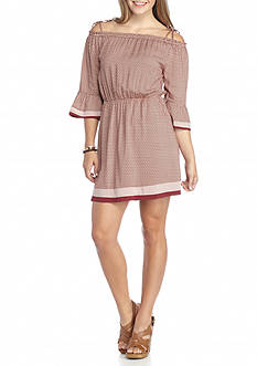 Esley Cold Shoulder Dress