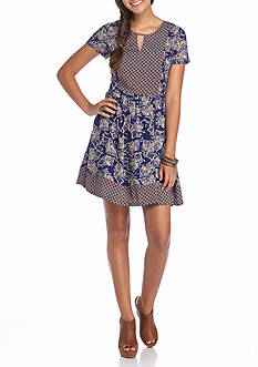 Esley Floral Dress