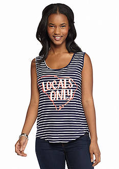 Red Camel 'Locals Only' South Carolina Tank
