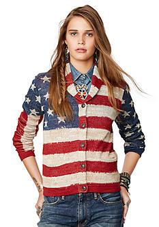 Denim & Supply Ralph Lauren Americana Cardigan Sweater