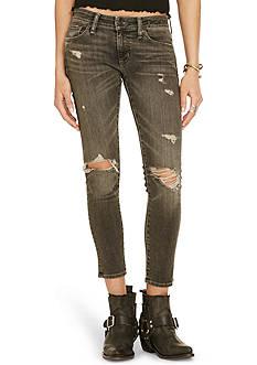 Denim & Supply Ralph Lauren Cropped Skinny Jean