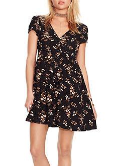 Denim & Supply Ralph Lauren Floral Button Front Dress