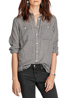 Denim & Supply Ralph Lauren Kassy Checked Shirt