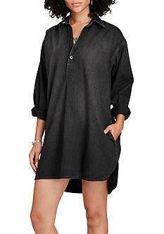 Denim & Supply Ralph Lauren Elise Denim Shirt Dress