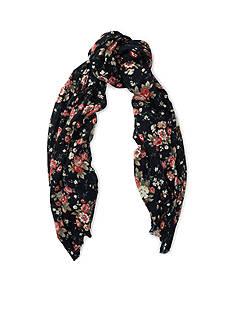 Denim & Supply Ralph Lauren Floral Cotton Gauze Scarf