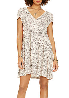 Denim & Supply Ralph Lauren Floral Button-Front Dress