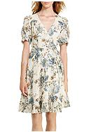 Denim & Supply Ralph Lauren Floral-Print Gauze