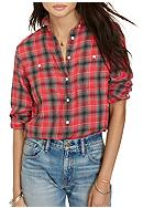 Denim & Supply Ralph Lauren Ashford Plaid Shirt