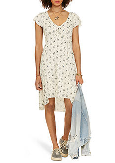 Denim & Supply Ralph Lauren Floral Fit-and-Flare Dress