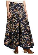 Denim & Supply Ralph Lauren Button Front Maxi