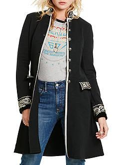 Denim & Supply Ralph Lauren Embroidered Military Jacket