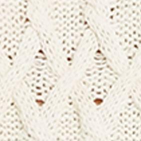 Women: Denim & Supply Ralph Lauren Contemporary: Cream Denim & Supply Ralph Lauren Cable-Knit Cotton Sweater