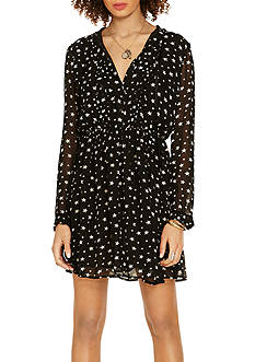 Denim & Supply Ralph Lauren Bianca Star Print Dress