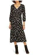 Denim & Supply Ralph Lauren Etienne Floral Midi