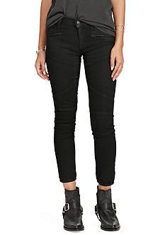 Denim & Supply Ralph Lauren Moto Super Skinny Crop Jean